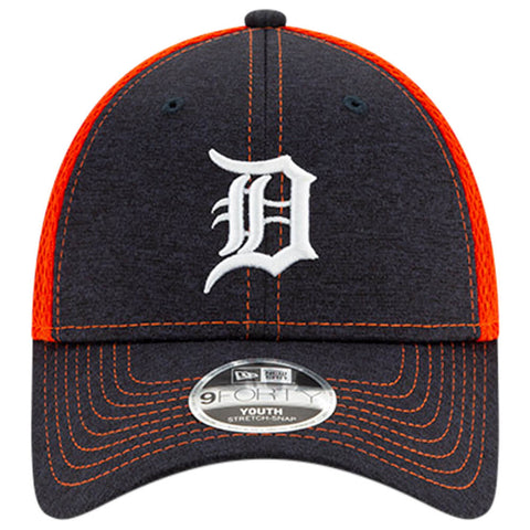NEW ERA YOUTH DETROIT TIGERS STH NEO 940 CAP OTC