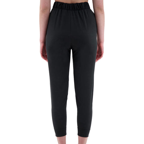 NIKE WOMEN'S BLISS VCTRY PANT BLACK/WHITE
