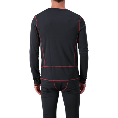 RIPZONE MEN'S ENDURANCE SERIES TOP BLACK