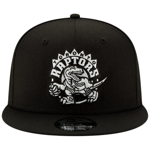 NEW ERA MEN'S TORONTO RAPTORS 950 HWC NIGHTS HAT BLACK