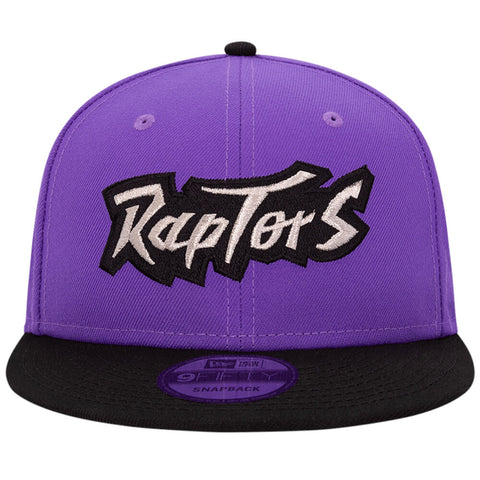 NEW ERA MEN'S TORONTO RAPTORS 950 HWC NIGHTS HAT OTC