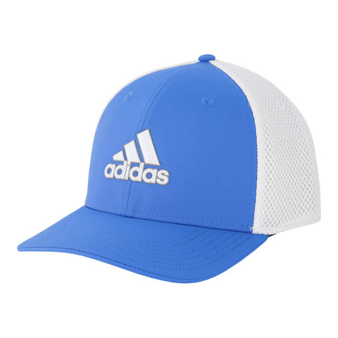 ADIDAS A-STRETCH TOUR CAP BLUE/WHITE
