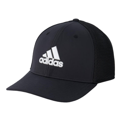 ADIDAS A-STRETCH TOUR CAP BLACK