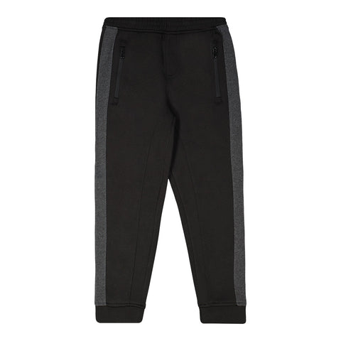 BURNSIDE BOY'S FLEECE PANT BLACK