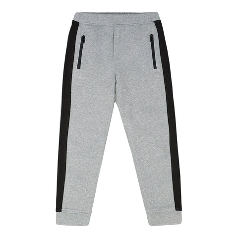 BURNSIDE BOY'S FLEECE PANT HEATHER