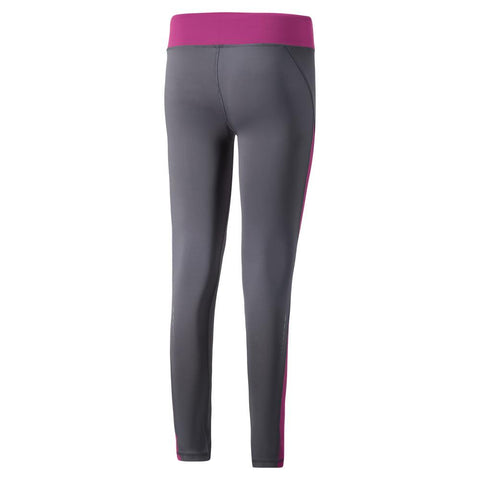 FILA WOMEN'S NOVA TIGHT MINERAL GREY/PURPLE ORCHID