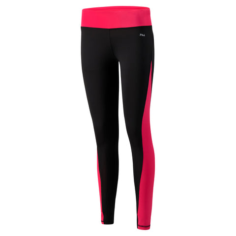 FILA WOMEN'S NOVA TIGHT BLACK/PINK ROSE