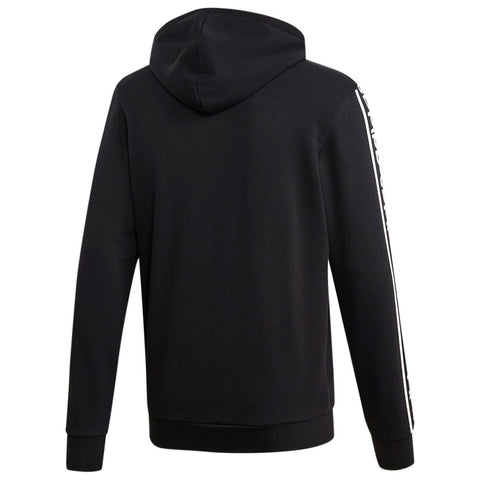 ADIDAS MEN'S CELEBRATE THE 90'S FULL ZIP HOODY BLACK/WHIT