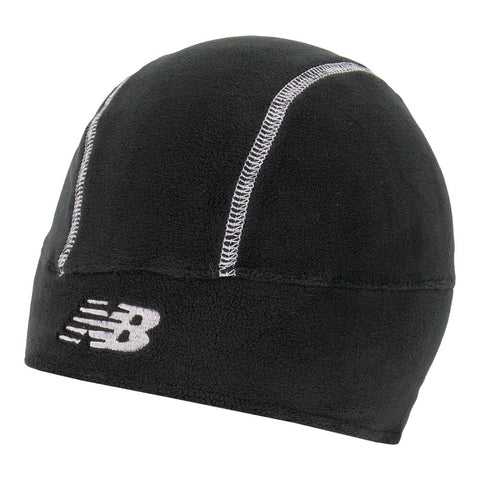 NEW BALANCE MEN'S RAPTOR FLEECE BEANIE BLACK