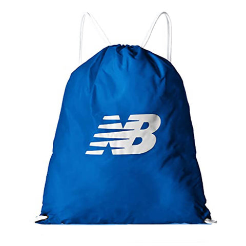 NEW BALANCE CINCH SACK ELECTRIC BLUE PRINT