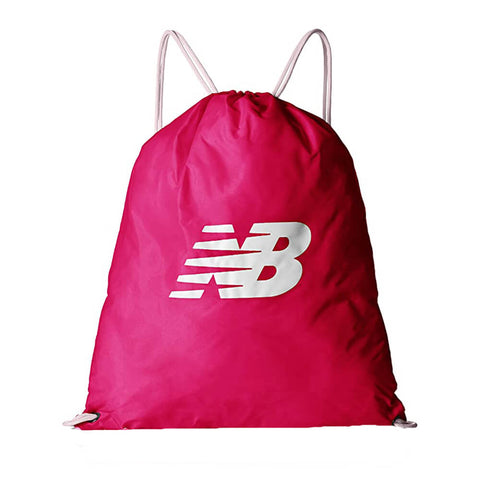 NEW BALANCE CINCH SACK POMEGRANATE