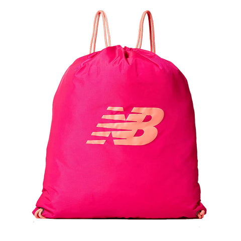 NEW BALANCE CINCH SACK PINK GLO
