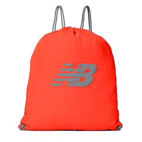 NEW BALANCE CINCH SACK VIVID CORAL