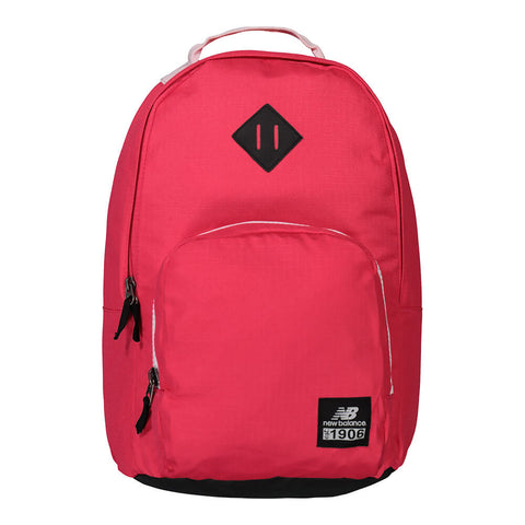 NEW BALANCE DAILY DRIVER BACKPACK POMEGRANATE