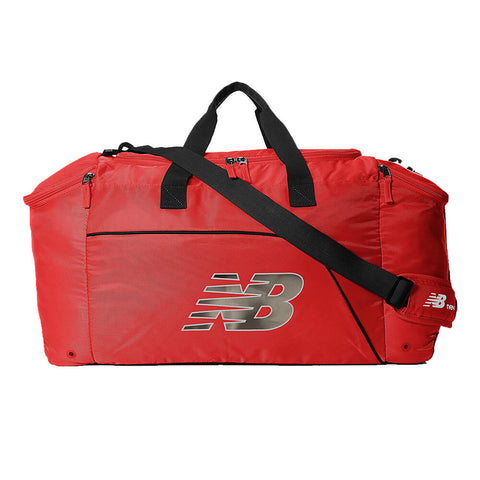 NEW BALANCE SMALL PERFORMANCE DUFFEL TEAM RED