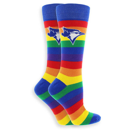 GERTEX MEN'S JAYS PRIDE DRESS SOCKS