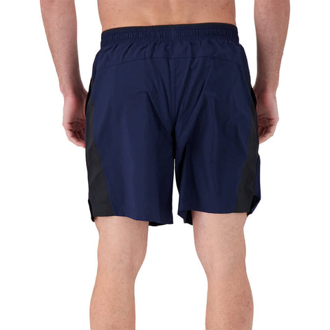NEW BALANCE MEN'S CORE 2 IN 1 7 INCH SHORT