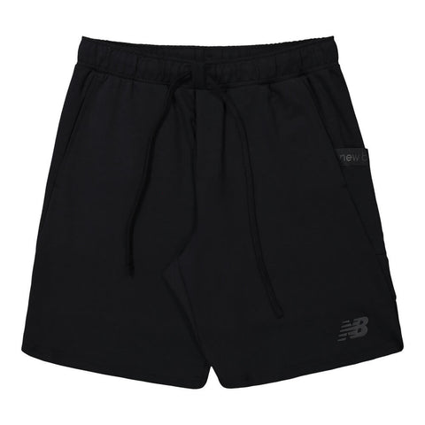 NEW BALANCE MEN'S RECLAIM HYBRID SHORT BLACK