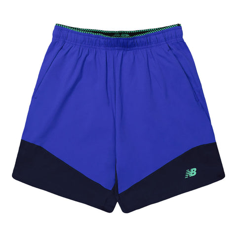 NEW BALANCE MEN'S R.W.T. HYBRID SHORT