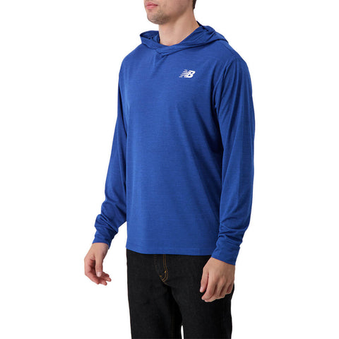 NEW BALANCE MEN'S SPORT TECH HOODY TEAM ROYAL