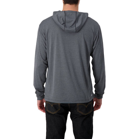 NEW BALANCE MEN'S SPORT TECH HOODY BLACK