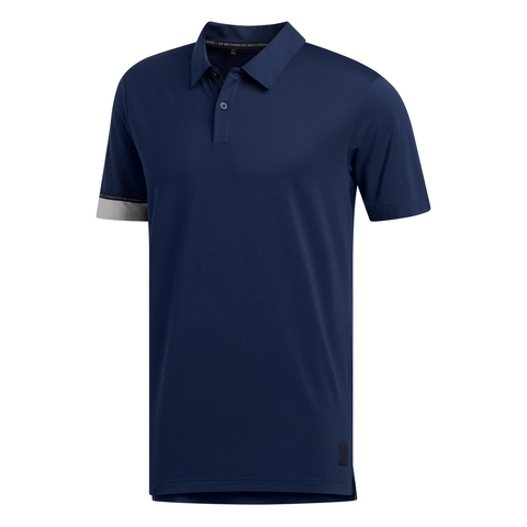 ADIDAS MEN'S ADICROSS MODAL POLO TOP BLUE