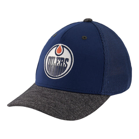 OUTERSTUFF YOUTH EDMONTON OILERS AUTHENTIC 2ND SEASON CAP