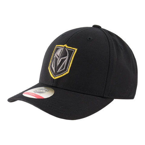 OUTERSTUFF YOUTH LAS VEGAS GOLDEN KNIGHTS COLOR POP ADJUSTABLE CAP