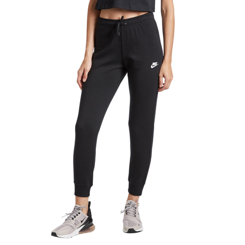 NIKE WOMEN'S NSW CLUB FLEECE PANT TIGHT BLACK