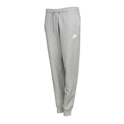 NIKE WOMEN'S NSW CLUB FLC REG PANT DARKK GREY HEATHER