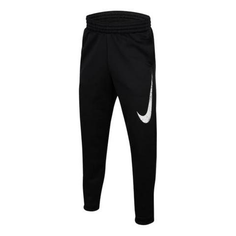 NIKE BOY'S THERMA BASKETBALL PANT BLACK