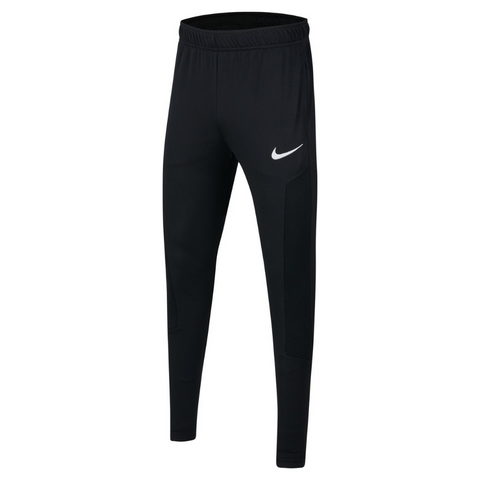 NIKE BOY'S SPORT POLY PANT BLACK