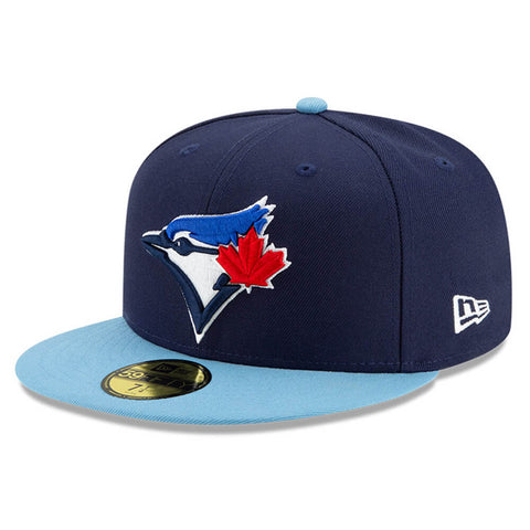 NEW ERA MEN'S TORONTO BLUE JAYS 5950 2020 ALTERNATE CAP BLUE