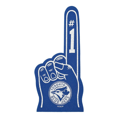 THE SPORTS VAULT TORONTO BLUE JAYS FOAM FINGER