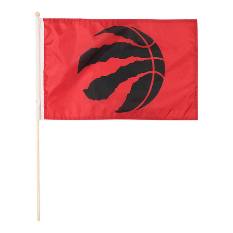 THE SPORTS VAULT TORONTO RAPTORS STICK FLAG
