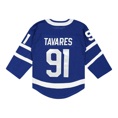 OUTERSTUFF YOUTH TORONTO MAPLE LEAFS TAVARES REPLICA HOME JERSEY BLUE
