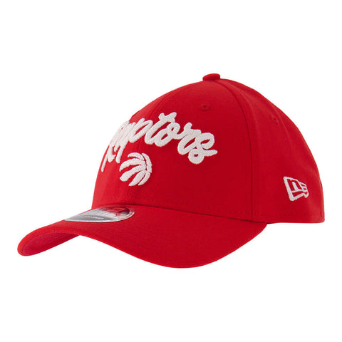 NEW ERA MEN'S TORONTO RAPTORS 940 STRETCH SNAP 2020 DRAFT CAP
