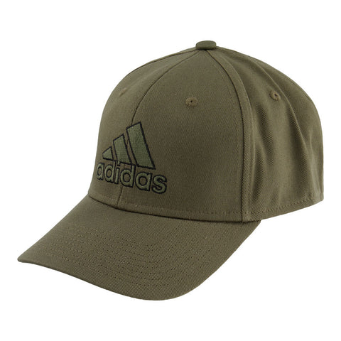 ADIDAS MEN'S PRODUCER STRETCH FIT CAP LEGACY GREEN/BLACK