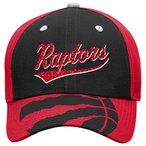 OUTERSTUFF YOUTH TORONTO RAPTORS LIFESTYLE TAILSWEEP STRUCTURED HAT