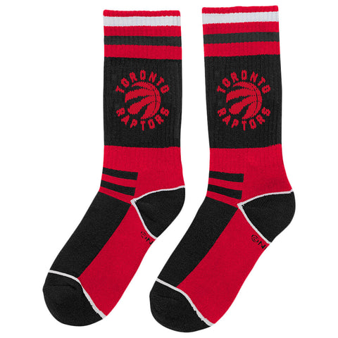OUTERSTUFF YOUTH TORONTO RAPTORS BANDED 3 PACK SOCKS