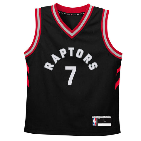 OUTERSTUFF TODDLER TORONTO RAPTORS ALTERNATE REPLICA JERSEY LOWRY