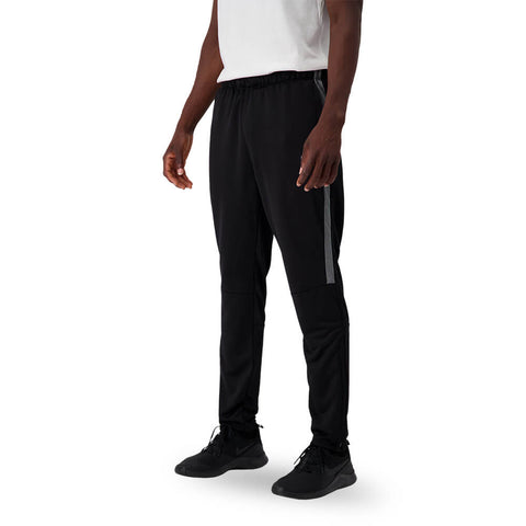 FILA MEN'S TRAINING PANT BLACK/CHARCOAL