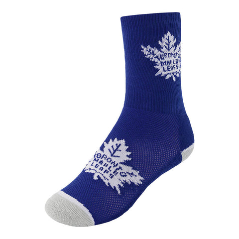 FBF ORIGINALS MEN'S TORONTO MAPLE LEAFS 2 PACK SOCKS