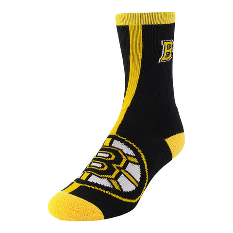 FBF ORIGINALS MEN'S BOSTON BRUINS 2 PACK SOCKS