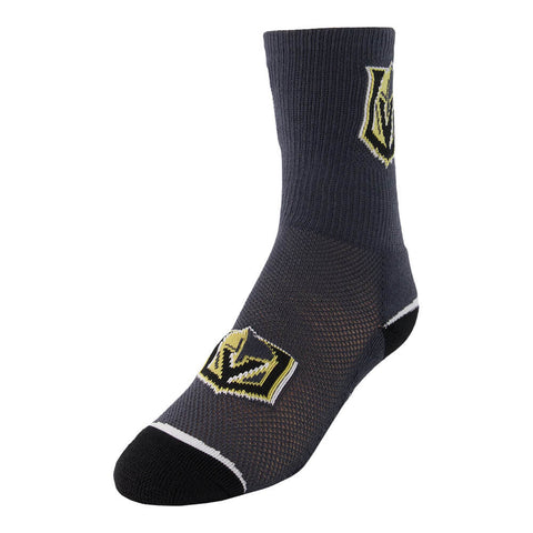 FBF ORIGINALS MEN'S LAS VEGAS GOLDEN KNIGHTS 2 PACK SOCKS
