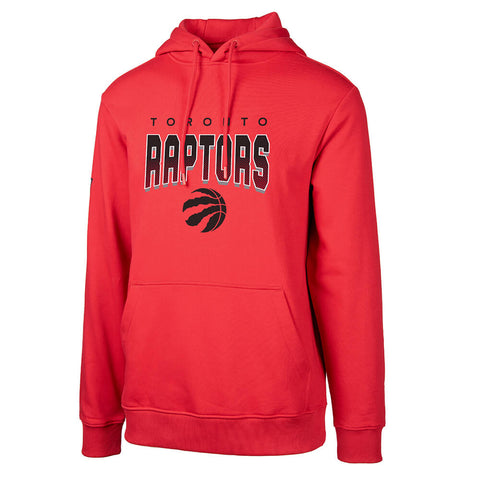 LEVELWEAR MEN'S TORONTO RAPTORS RELAPSE FLEECE HOODY RED