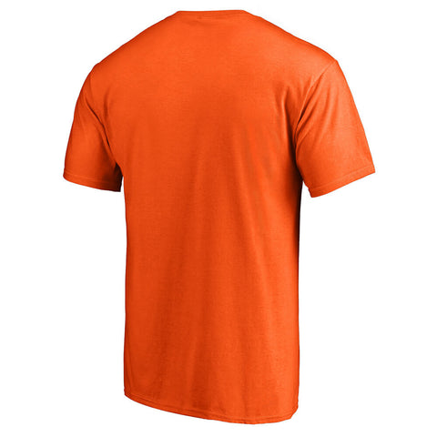 FANATICS MEN'S DETROIT TIGERS SHORT SLEEVE TOP ORANGE