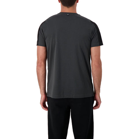 RAWLINGS MEN'S SHORT SLEEVE TOP BLACK