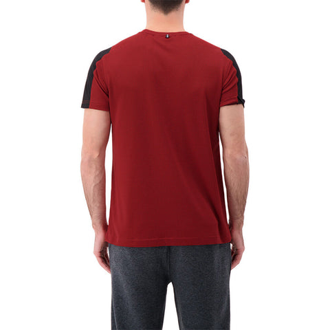RAWLINGS MEN'S SHORT SLEEVE TOP TANGO RED