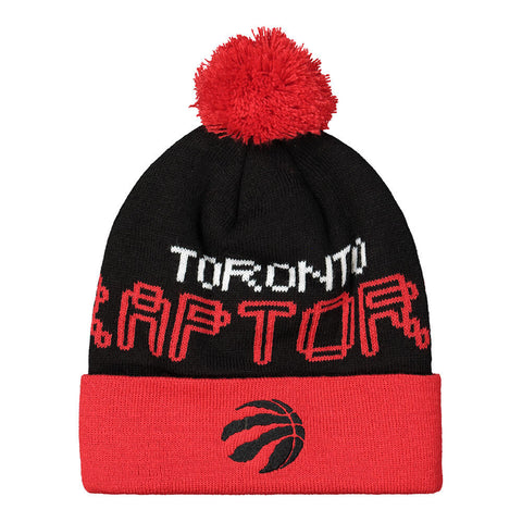OUTERSTUFF YOUTH TORONTO RAPTORS CUFFED WITH POM HAT